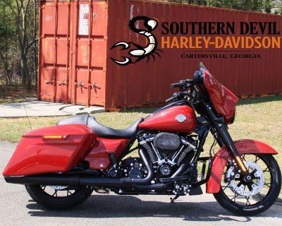 2021 Harley-Davidson Street Glide Special Tour Cartersville, GA