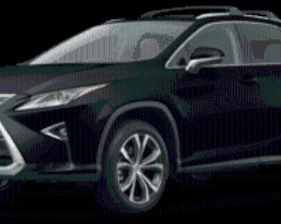 2018 Lexus RX RX 450h