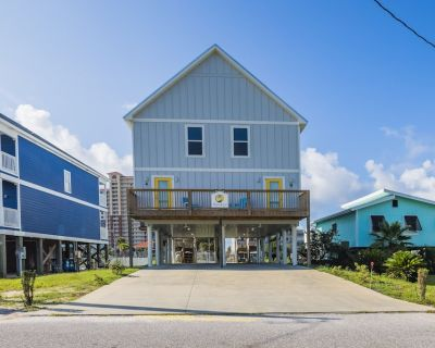 WEST SIDE OF DUPLEX, RECENTLLY UPDATED, CONVEINENT LOCATION, SHARED POOL, GREAT FOR FAMILIES ! - Gulf Shores