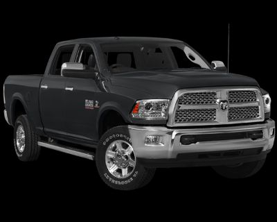 Pre-Owned 2014 Ram 2500 Tradesman 4WD 4D Crew Cab