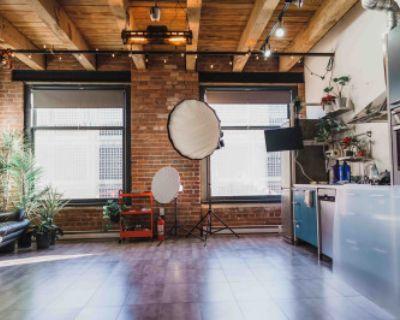 Creative Studio for Workshops & Gatherings, Vancouver
