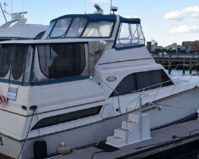 1986 46' Ocean Yachts 46 Sunliner