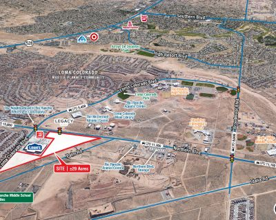 Retail Center with Pad Sites | Land for Sale or Lease