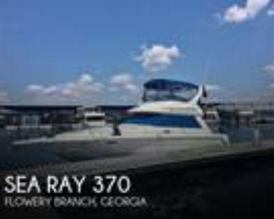 37 foot Sea Ray 370 Sedan Bridge
