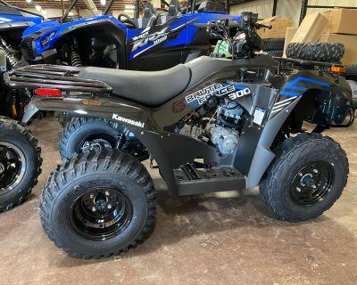 2021 Kawasaki Brute Force 300 ATV Sport Utility Statesville, NC