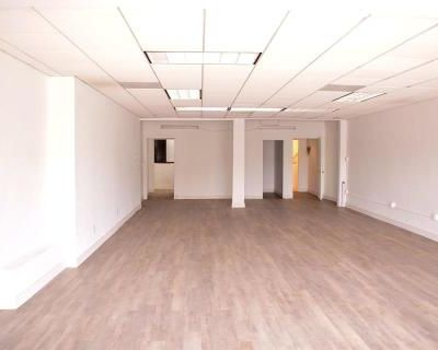 Spacious Leimert Park event/studio/meeting space with bright, natural lighting, Los Angeles, CA