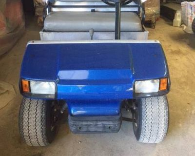 2008 Club Car Carryall 1 Gasoline Utility SxS Chillicothe, MO