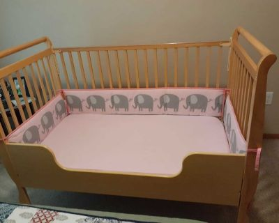 Baby crib selling a lot