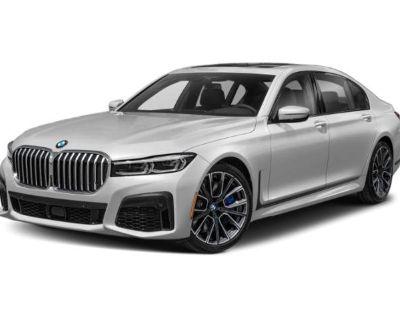New 2022 BMW 7 Series 750i xDrive AWD Sedan