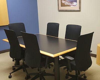 Private Meeting Room for 6 at Intelligent Office - Atlanta (Glenlake)