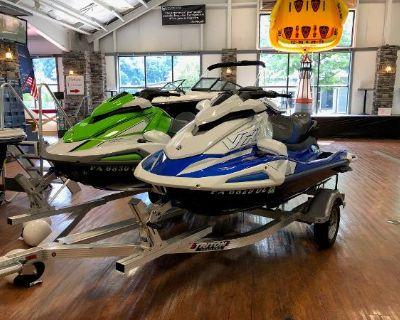 2021 Yamaha WaveRunner VX Cruiser / VX Limited