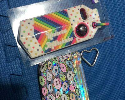 Phone case + free wallet