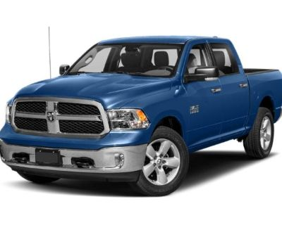 Pre-Owned 2014 Ram 1500 Big Horn 4WD Crew Cab Pickup