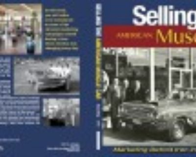 """Buy a signed copy of my book """"Selling the American Muscle Car: Marketing Detroit Iron in the 60s and 70s"""""""