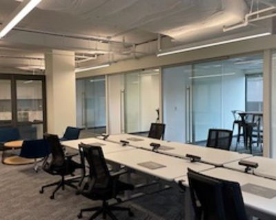 Private Office for 30 at Heyday Workplaces- M Street NW