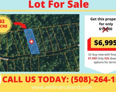 0.62 Acres for Sale in Ellijay, GA