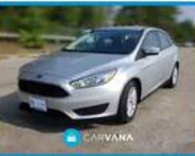 2016 Ford Focus Silver, 44K miles