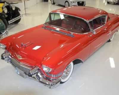 1957 Cadillac DeVille All-Steel overhead valve Restored pillarless coupe