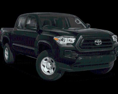 New 2021 Toyota Tacoma Limited Double Cab 5' Bed V6 AT (Natl) In-Transit