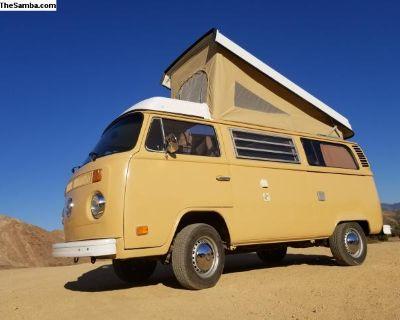 VW Westfalia Camper - Deluxe Edition - A/C