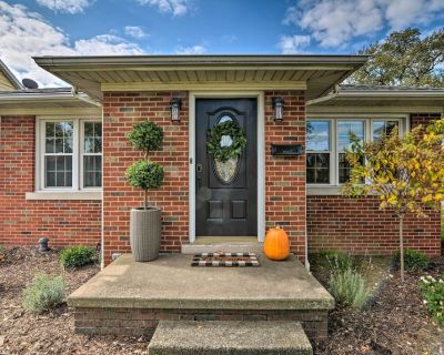 NEW! Cozy Modern Home 2 Miles from Downtown Erie! - Erie