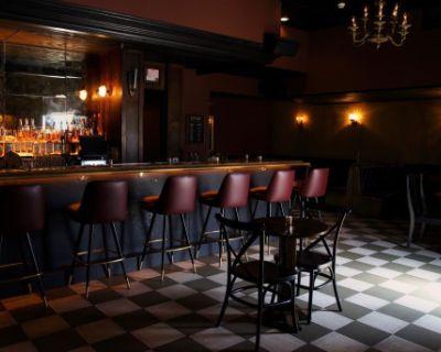 Culver City Speakeasy Bar/Barbershop, Culver City, CA