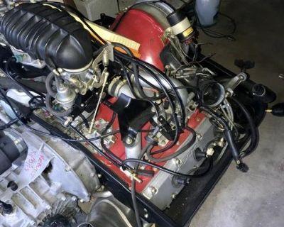911 SC 3.0 engine motor refurbished