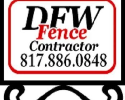 DFW Fence Contractor LLC