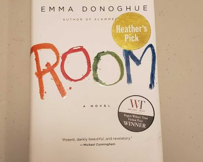Room hardcover book