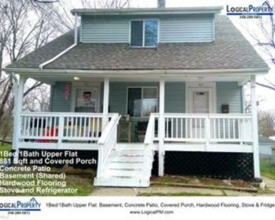 90 Pingree Ave, Pontiac, MI 48342 1 Bedroom Apartment