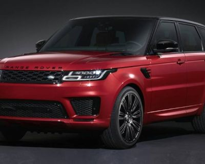 2019 Land Rover Range Rover Sport Supercharged Dynamic