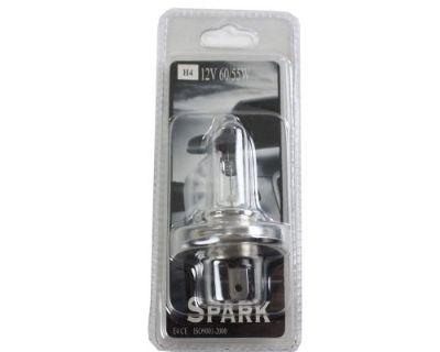 New Spark 1x H4 12v 60/55w Replacement Auto Driving Headlight Fog Light Bulb