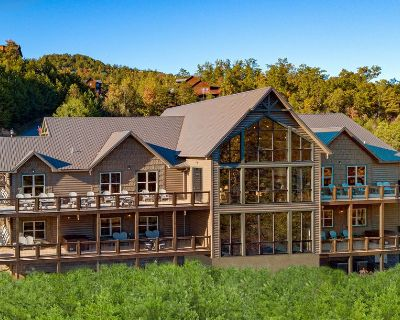 Wildbriar Lodge - Brand New in December 2019! - Pigeon Forge