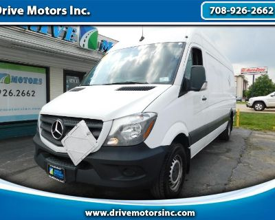 Used 2018 Mercedes-Benz Sprinter 3500 High Roof 170-in. WB