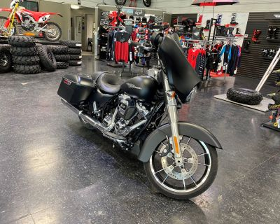 2020 Harley-Davidson Street Glide Tour Broken Arrow, OK