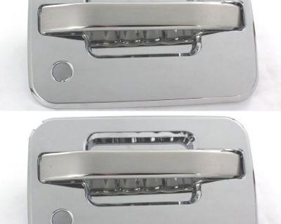 All Sales 520c Exterior Door Handle Assembly Fits 04-14 F-150
