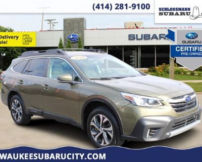 Pre-Owned 2020 Subaru Outback Limited CVT
