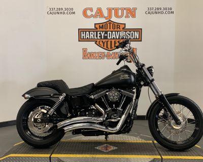 2015 Harley-Davidson Street Bob Cruiser Scott, LA