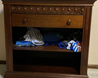Dressers (for baby or kids)