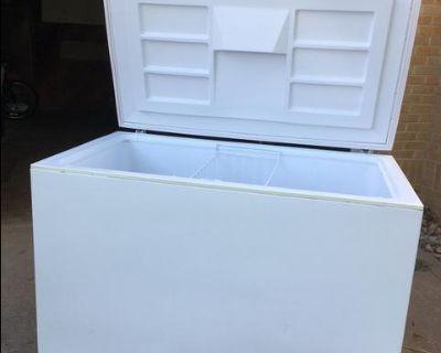 Nice Large Chest Freezer