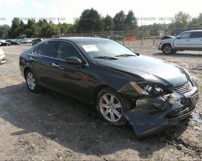 Salvage Gray 2008 Lexus Es 350