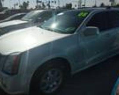 2008 Cadillac Srx Base 4 Door Wagon