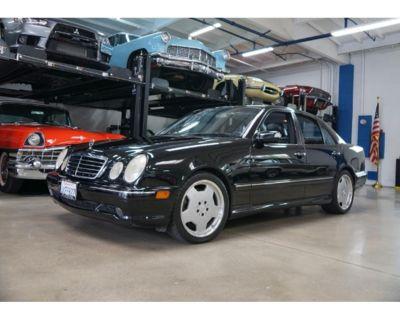 2000 Mercedes-Benz E55