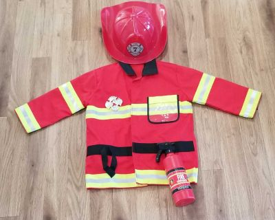 FIREFIGHTERS COSTUME