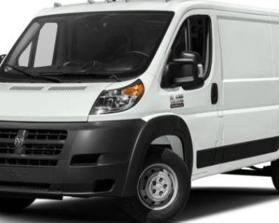 2017 Ram ProMaster Cargo Van 1500