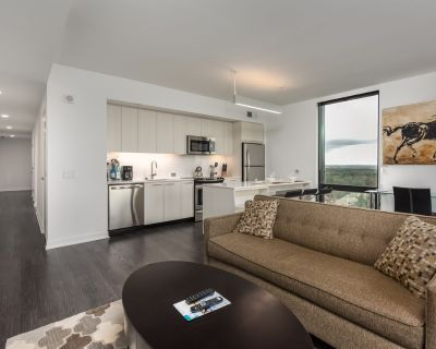 Modern Reston 2BR | Spacious Layout | Full Kitchen | Washer/Dryer | by GLS - Reston