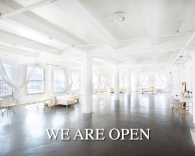 DTLA Skyline Penthouse / 4500 SF / Workshops, Meetings, Seminars, Los Angeles, CA
