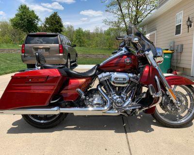 2013 Harley-Davidson ROAD KING CVO
