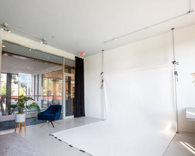 Bright and Chic South End Photo Studio or Gallery/Small Meeting/Event Space, Boston, MA