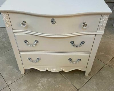 Beautiful high-quality side dresser or end table